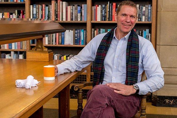 Simon JC Nash - GM and Owner of Ohana Towels